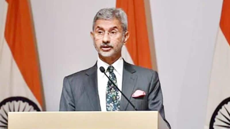 External affairs minister Jaishankar on accepting access to Kulbhushan Jadhav: Ascertaining his well-being was priority