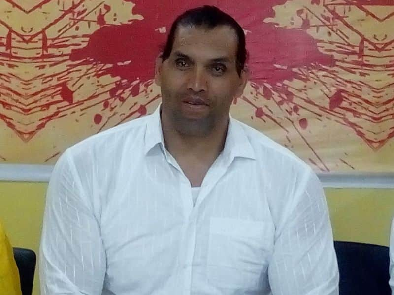 The great khali threaten the pakistan from varanasi