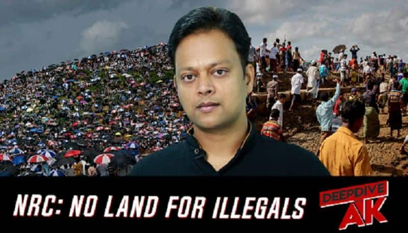 Deep Dive with Abhinav Khare: NRC - step towards protecting India from threat of illegal immigrants
