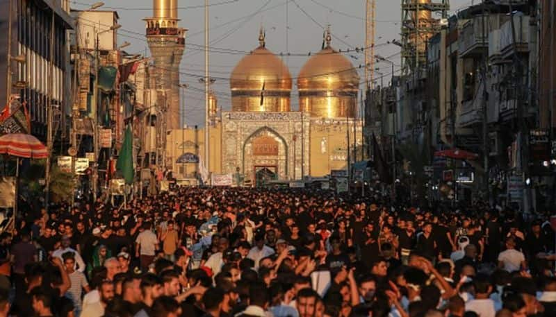 Iraq: 31 killed, 100 injured in stampede during Ashura rituals in Kerbala city