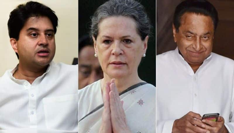 Who will be the Congress's destroyer in Madhya Pradesh