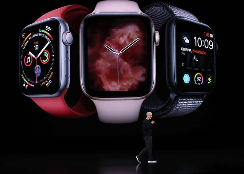 Apple Watch Series 5 launched along with iPhone 11 starts at Rs 40900