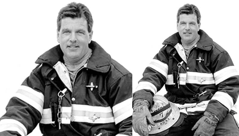 9/11 anniversary: Remembering firefighter Orio Palmer, who died rescuing victims in south tower