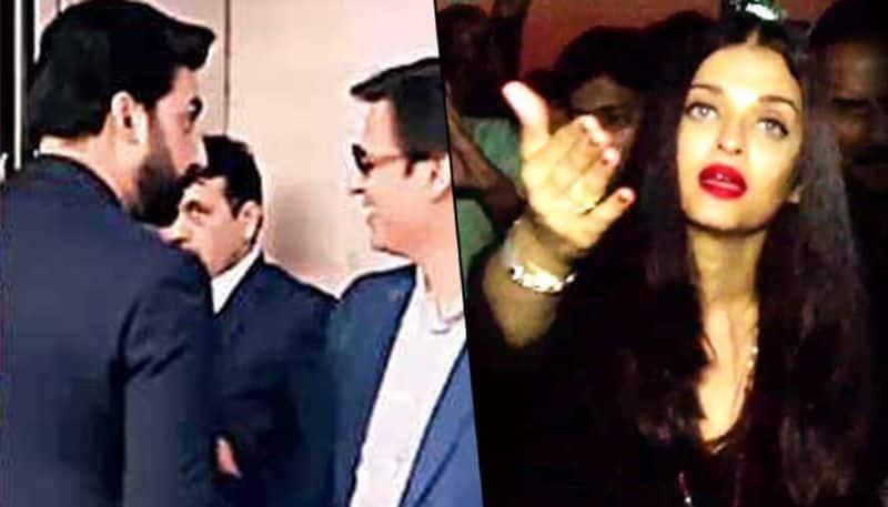 Post Abhishek Bachchan, Vivek Oberoi friendly meet, is wife Aishwarya Rai upset?