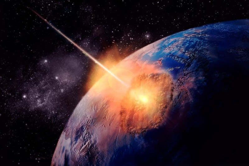 When dinosaur-killing asteroid hit the earth, wildfires, tsunamis happened (read details)