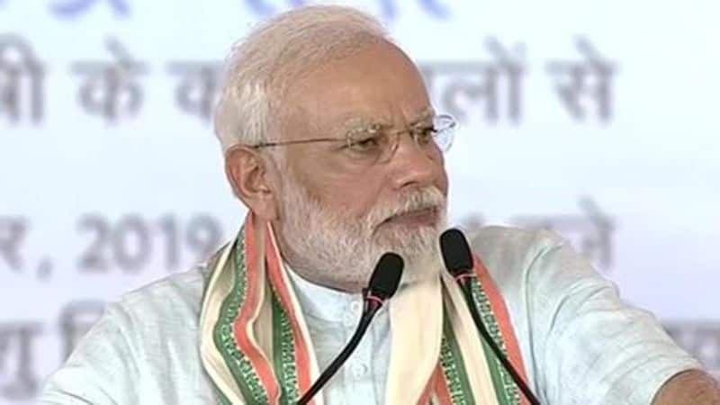 PM Modi talks tough on corruption, says 100 days of NDA-2 only trailer, picture yet to release
