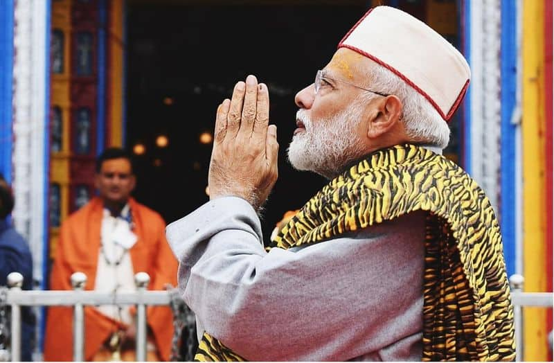 Indian spiritual legacy is leading our nation in the world