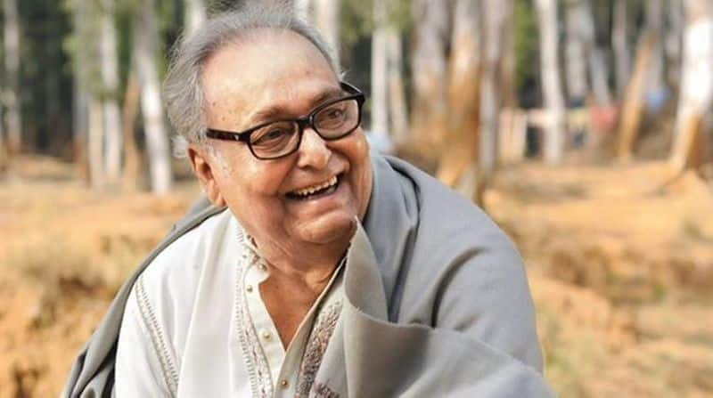 veteran Actor  Soumitra Chatterjees is now better after the second plasma therapy  BRD