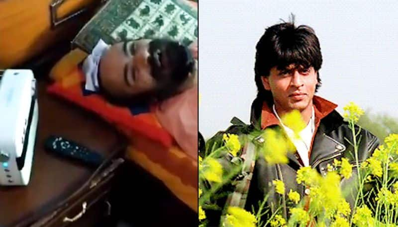 Shah Rukh Khan proves yet again that he is 'King of Hearts' (WATCH VIDEO)