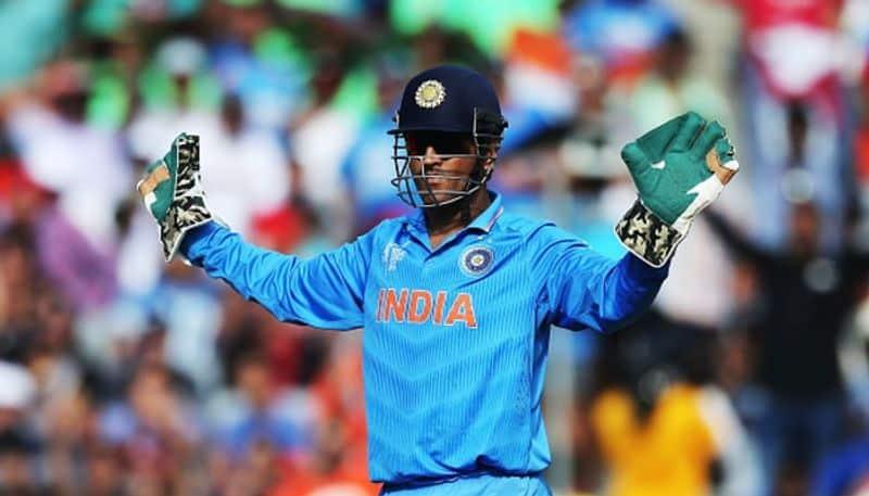 MS Dhoni breaks silence over international cricket future