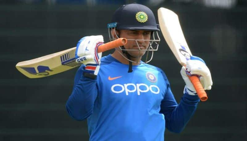 icc t20 worldcup 2020: team india management eyes on ms dhoni