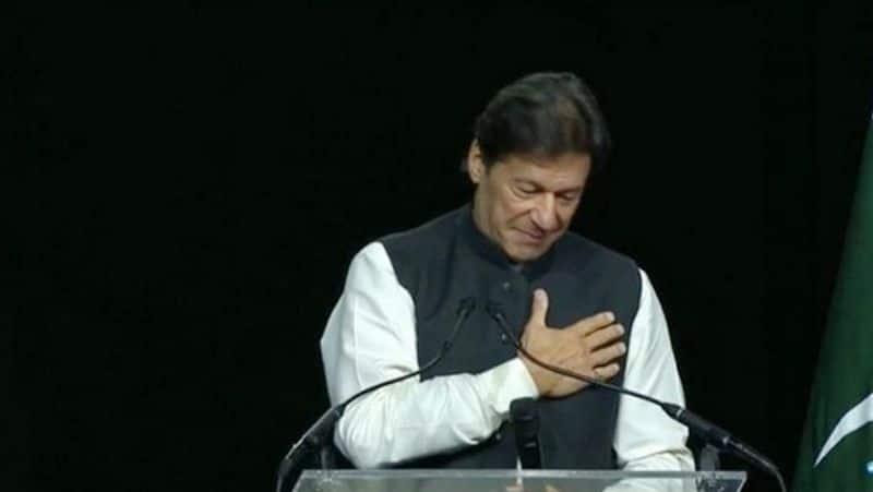 Pakistani prime minister imran khan accepted that Pakistan army and secret service ISI had trained al qaeda terrorists