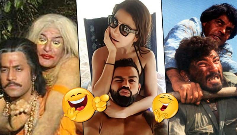 Virat Kohli, Anushka Sharma's beach photo goes viral, but there is one problem with the picture