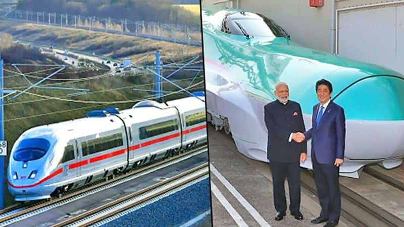 bullet train from chennai to banglore