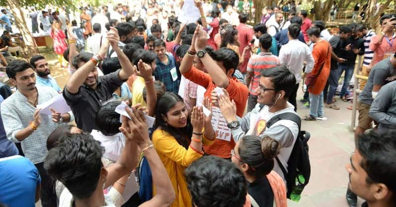 DUSU poll results: ABVP wins president, vice president posts