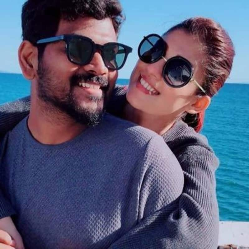 Nayanthara who does not leave the lover's manager