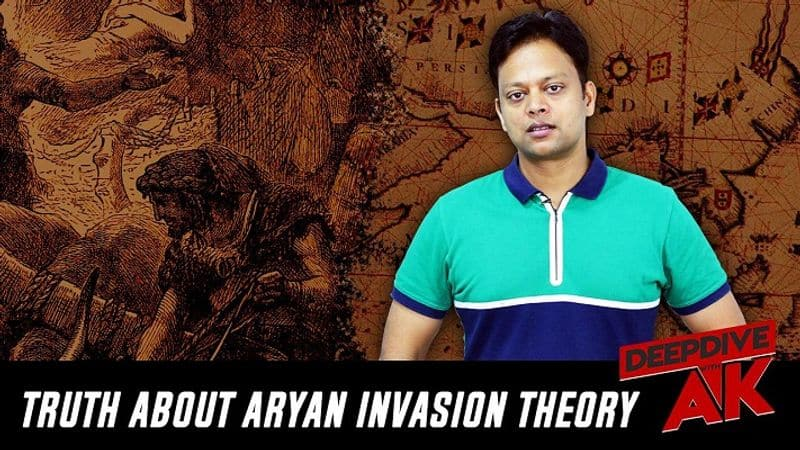 To rule in India, British historians gave the Aryan invasion theory