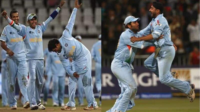 flashback of team india victory in unique way against pakistan