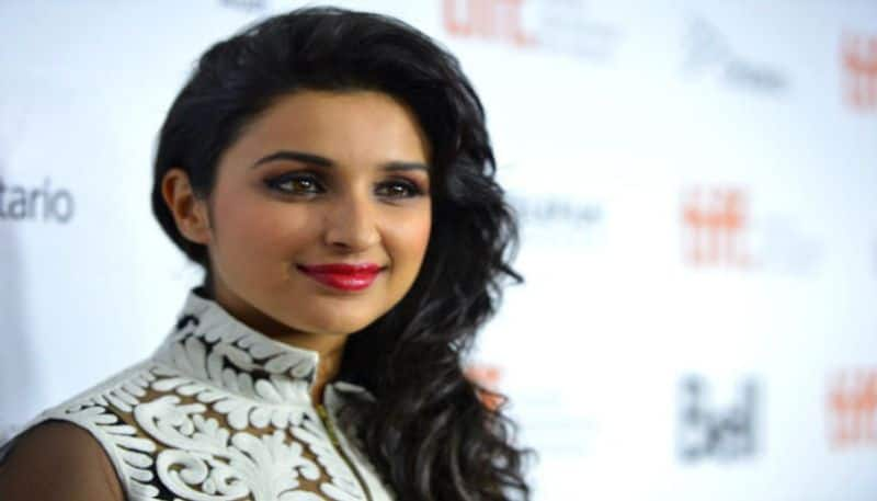Parineeti Chopra excited for Hindi remake of'The girl on the Train'