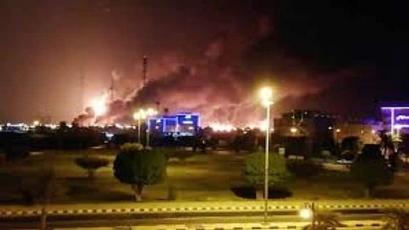Oil prices rise over 15 per cent after attack on Saudi facilities disrupts global supply
