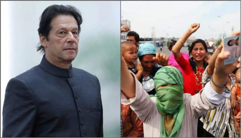china is treating islam like a mental illness, imran khan says do not know about them