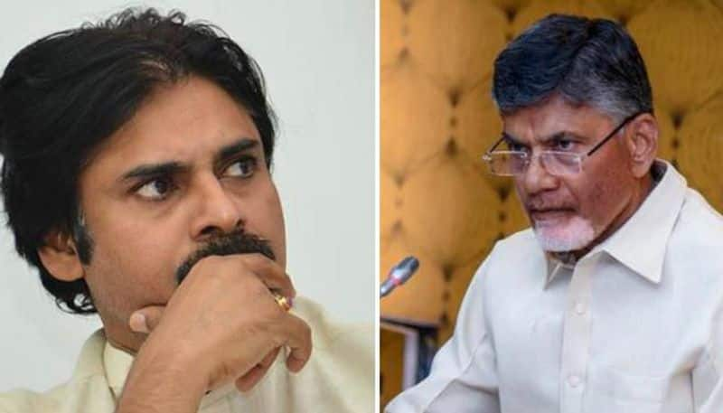 Janasena longmarch: three tdp former ministers will participate pawan long march