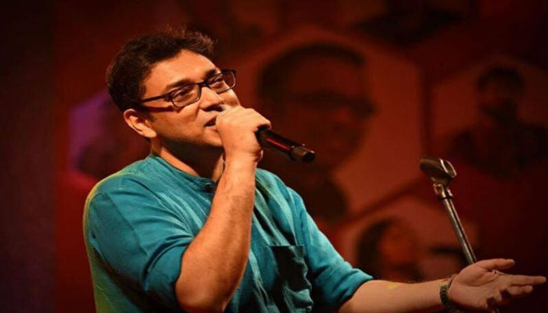 Anupam Roy making a mark in Marathi Film.