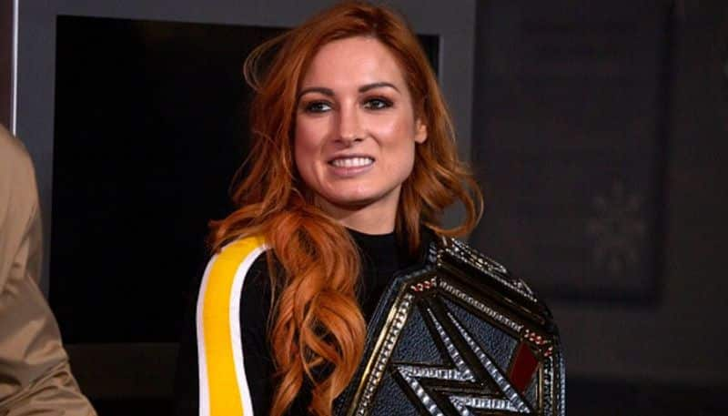 Clash Of Champions WWE Becky Lynch fined dollars 10,000