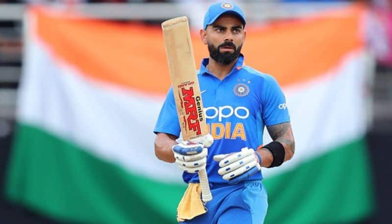 2nd T20I Virat Kohli travels in style with icon Mohali