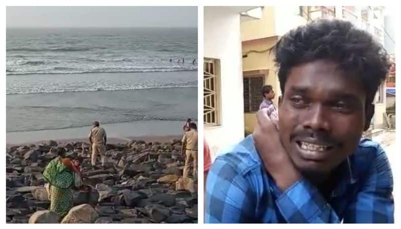 Dead body of a six year old child recovered from Digha sea