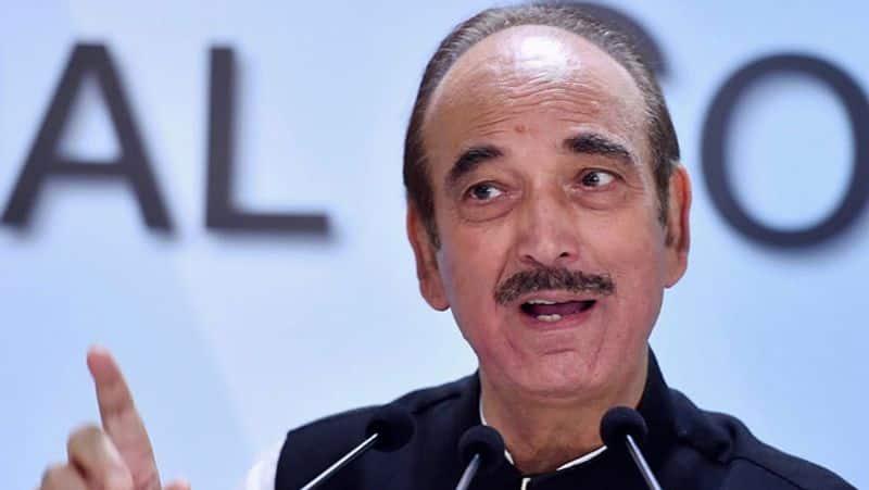 Supreme Court allows Congress's Ghulam Nabi Azad to visit Jammu and Kashmir