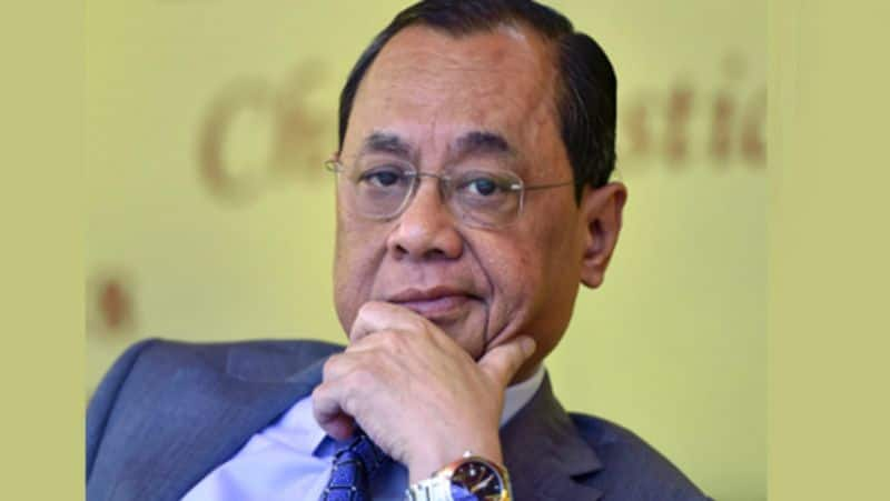 Learn why Chief Justice Ranjan Gogoi canceled the foreign tour