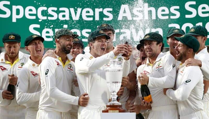 World Test Championship points table England catch up Australia Ashes India top