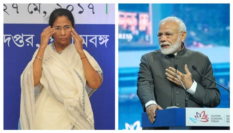 Mamata banerjee will meet PM Modi On wednesday