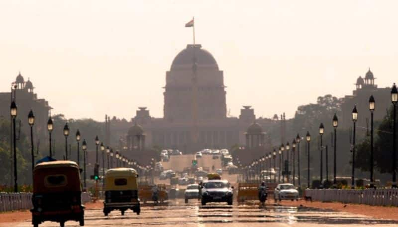 two united states citizens arrested in delhi for flying a drone near rashtrapati bhawan