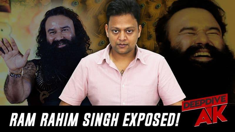 Deep Dive with Abhinav Khare: Exposing Ram Rahim Singh and his dark crimes