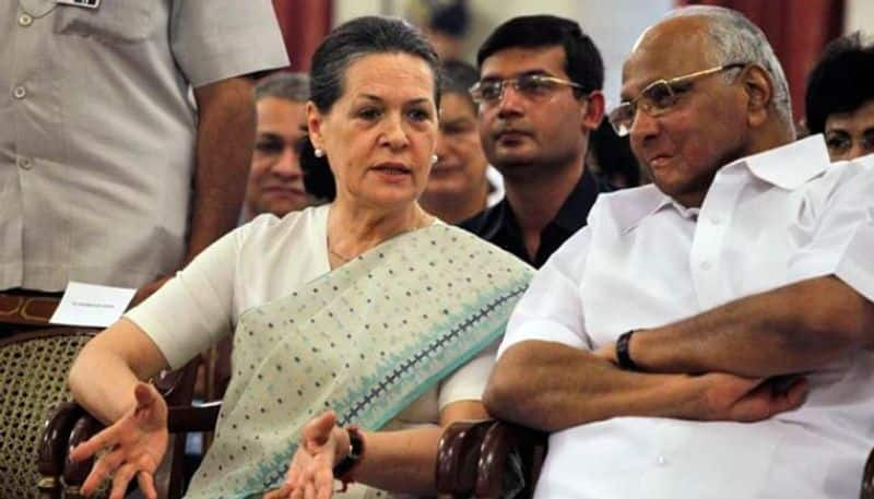 Sonia-Pawar showed big heart in Maharashtra, gave four seats to SP