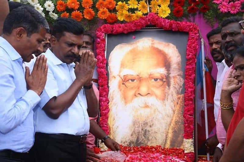 The idol for Periyar is absurd! Penang Deputy Chief Minister in turmoil ..