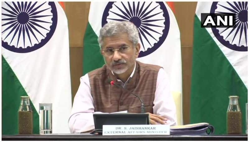 External affairs minister Jaishankar: India watching developments in Hong Kong with great attention