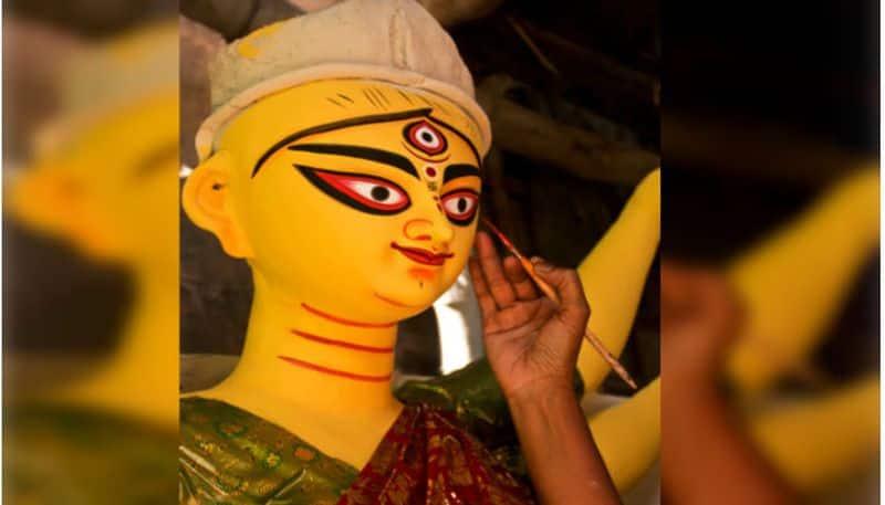 Durga Puja theme of Thakurpukur Club