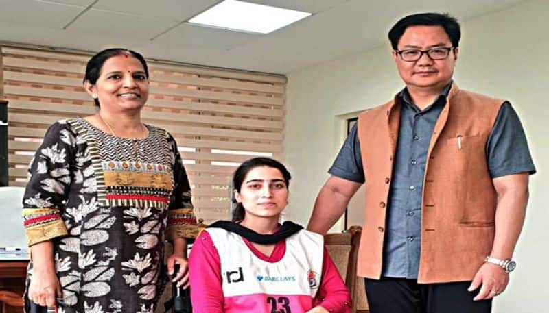 Indian Army tracted Indian Basketball player in one day