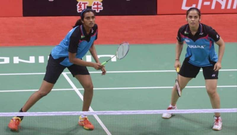 PV Sindhu in the second round Saina out of China Open