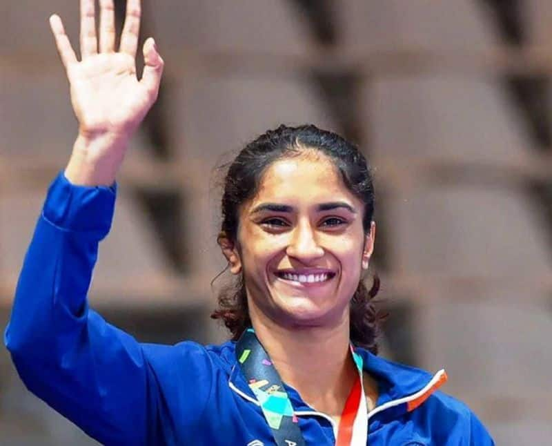 Vinesh Phogat Win Gold At Ukraine Wrestling Event