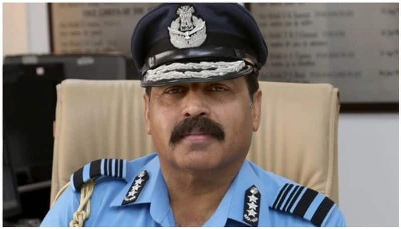 Ready to face any challenges from Pakistan: Air chief marshal RKS Bhadauria