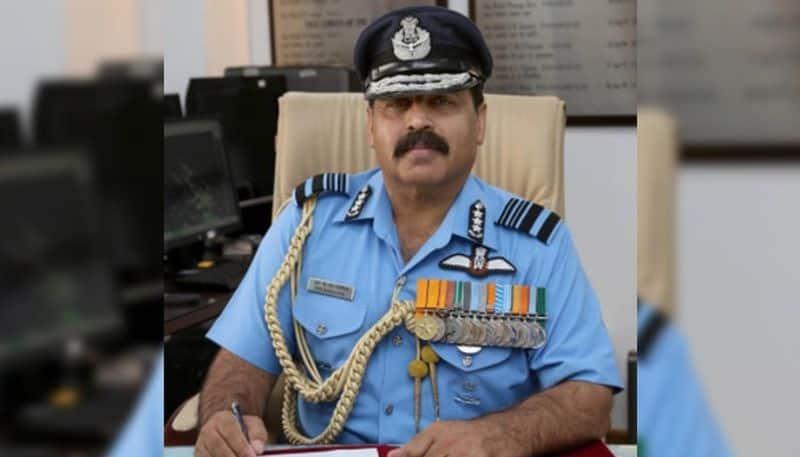 Air chief marshal Rakesh Kumar Singh Bhadauria takes oath as new IAF chief