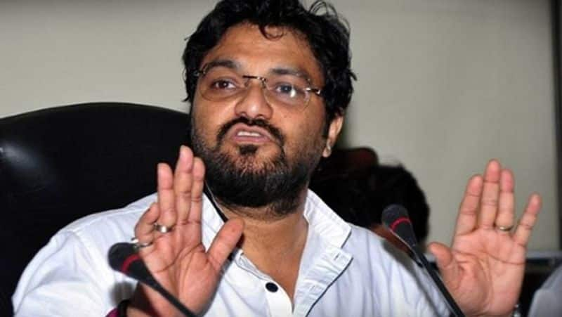 Minister Babul Supriyo appeals to defeat TMC in Karimpur byelection.