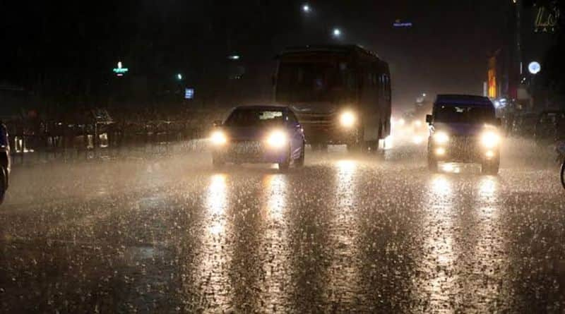 heavy rain alert for some districts