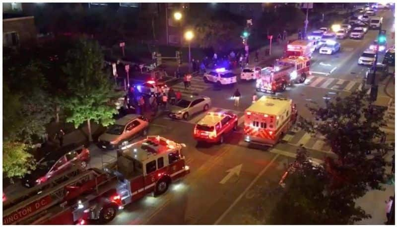 Multiple people shot on streets of Washington, DC: Reports