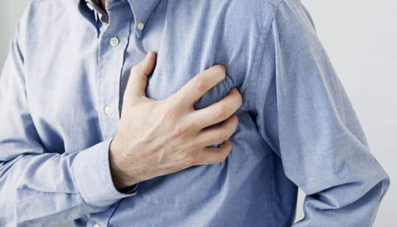 government bus driver heart attack