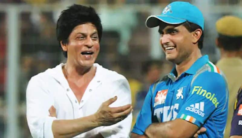 Here is why Sourav Ganguly once compared Shah Rukh Khan to toothache